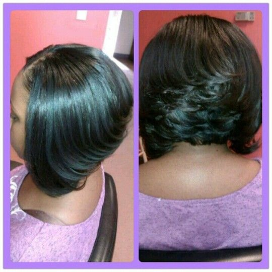Wondrous 1000 Images About Bob Sew In On Pinterest Bobs Full Sew In And Hairstyle Inspiration Daily Dogsangcom