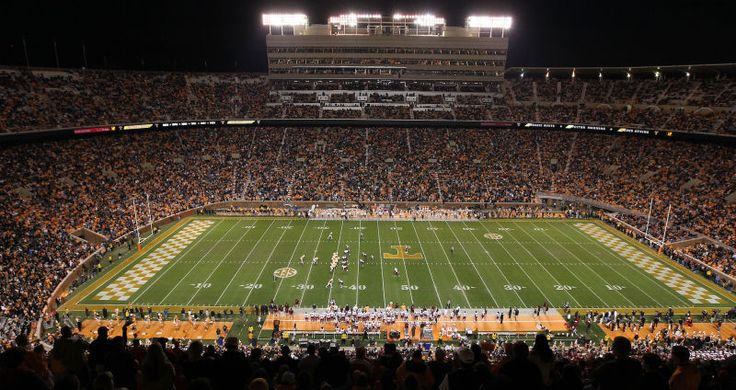 Reports: Tennessee Football Player Arrested For Punching, Choking Woman