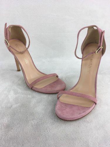 Sandales 9 Nudistsong Tissu Paillette GoldStuart Weitzman sVBwNIc8eA