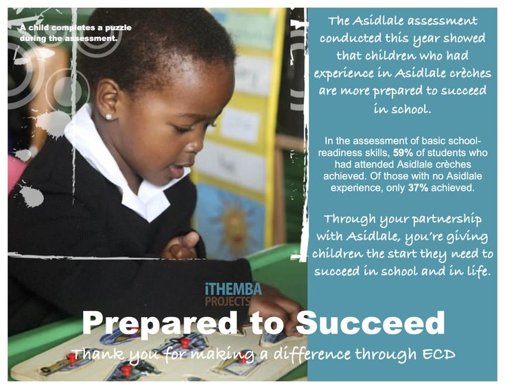 Asidlale is making a difference- the Asidlale assessment results are in! iThemba Projects - Our Blog