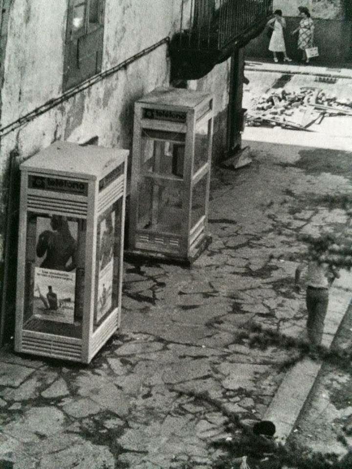 Porta do Camiño. Fuente: Fotos antiguas de Compostela