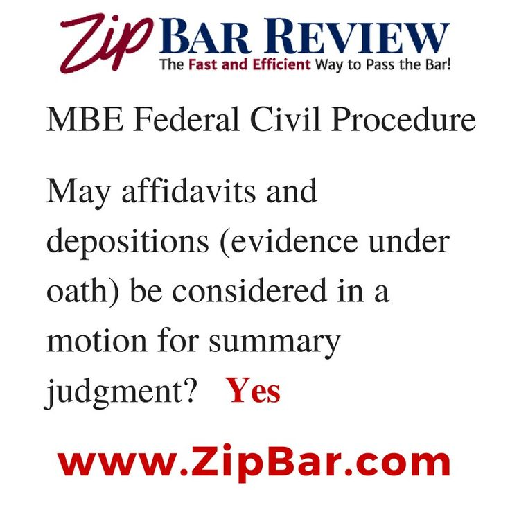 Distinguish between a motion for summary judgment and a motion to dismiss to avoid TRICKS in the MBE answer choices.  #barexam #barprep #barreview #zipbar #barbri #kaplanbarreview #themisbar #adaptibar #barmax #dailydrill #mbe #ube #mpre #lawschool #3L #ownthebar #oneanddone #barpreplife