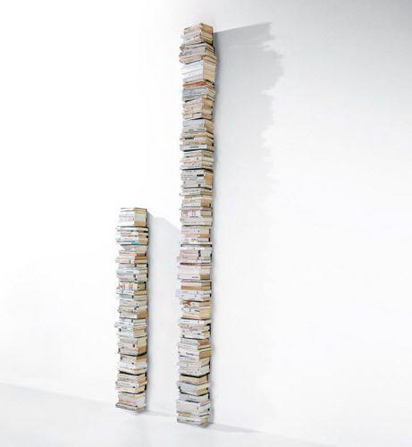 Libreria design minimalista in metallo - PTOLOMEO by Bruno Rainaldi - ArchiExpo