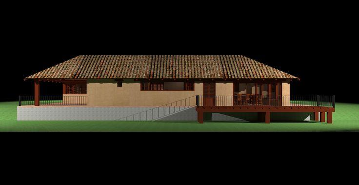 Diseño Alvaro Galindo Vácha Restauración Casa Villa de Leyva - 10