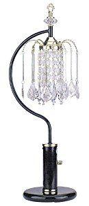 Chandelier Table Lamps - A Collection by Elizabeth John - Favorave