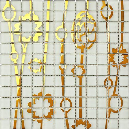 Италия Bisazza стиль стены декор художественный дизайн кристалл головоломки мозаика HMGM2042D для кухни щитка прихожая столовая стеныкупить в магазине HOMER MOSAICнаAliExpress