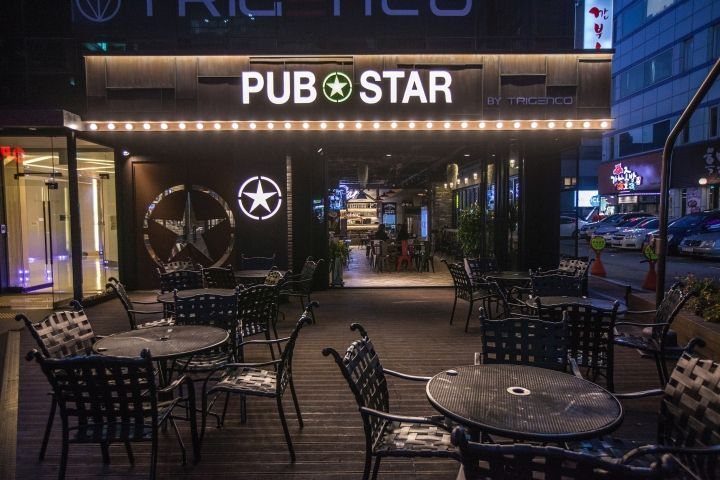 Pub Star by SSOMOO DESIGN, Seoul – South Korea » Retail Design Blog