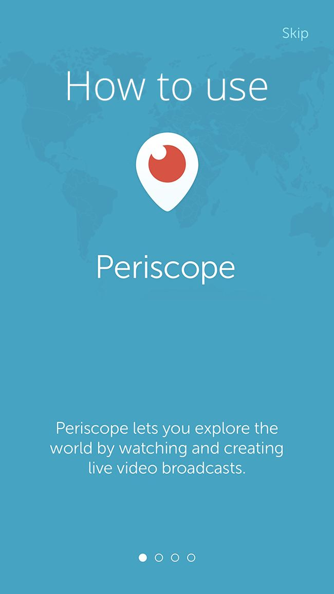 Twitter has a new social media app for broadcasting live video - Periscope! Learn how to use Periscope | Periscope is great for bloggers and small business owners | Social Media Tips