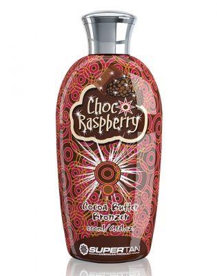Choco Raspberry Bronzer - Шоколадные Ягоды - Активатор загара 200 мл Supertan American Product от Supertan American Product