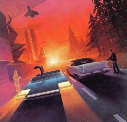 Digitalrevolution Blog Retro Sci Fi: 1000+ Images About Cyberpunk 80s 90s Synthwave Art On