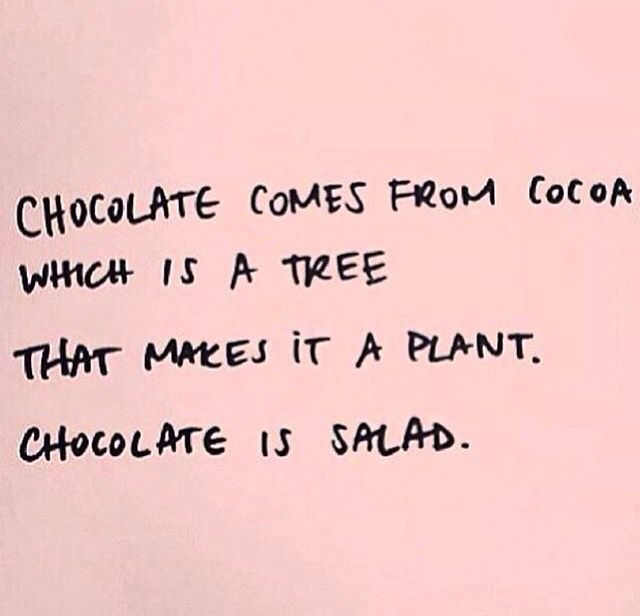 Chocolate is salad🍫🍫🍫 #chocolate #chocolatelover #salad #tree #cocoa #plant #interesting #information #vsco #vscocam
