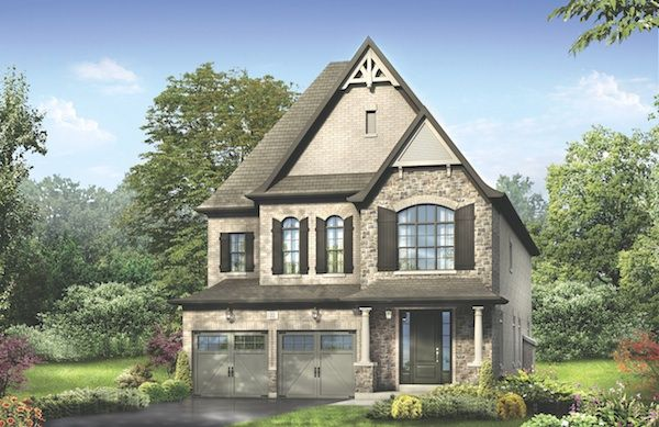 OPUS Homes 38' detached home type