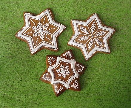 Dekoratívne medovníky - Fotoalbum - Vianočné