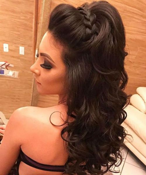 11 Of The Outstanding Long Prom Hairstyles 2019 to Look Hot and Modish