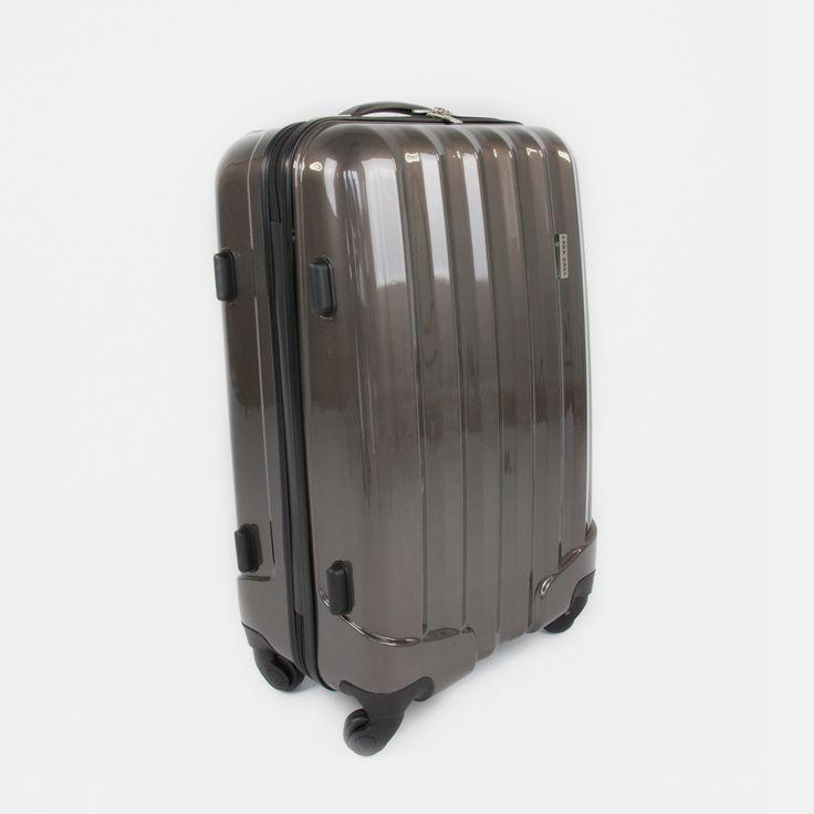 Kávový cestovný kufor plastový stredný
