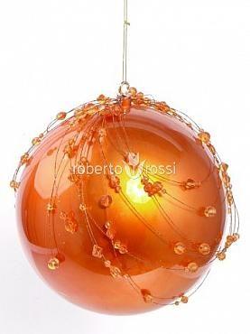 Crystal Balls for Christmas Deco