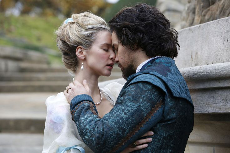 The Musketeers - Queen Anne and Aramis