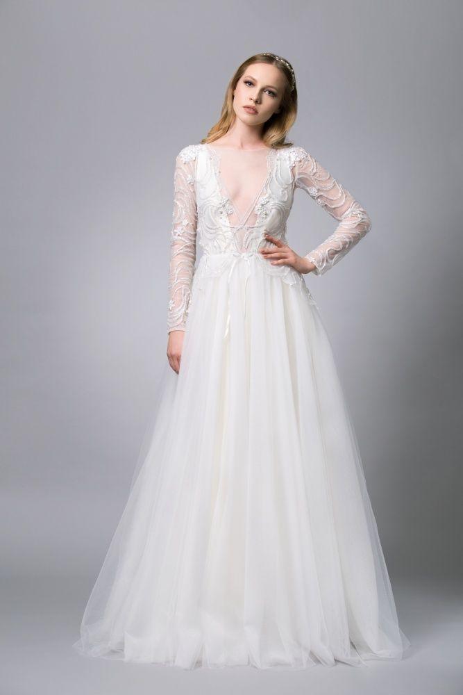 Emery Wedding Gown – Florina Ivascu – Rochie de mireasa Emery