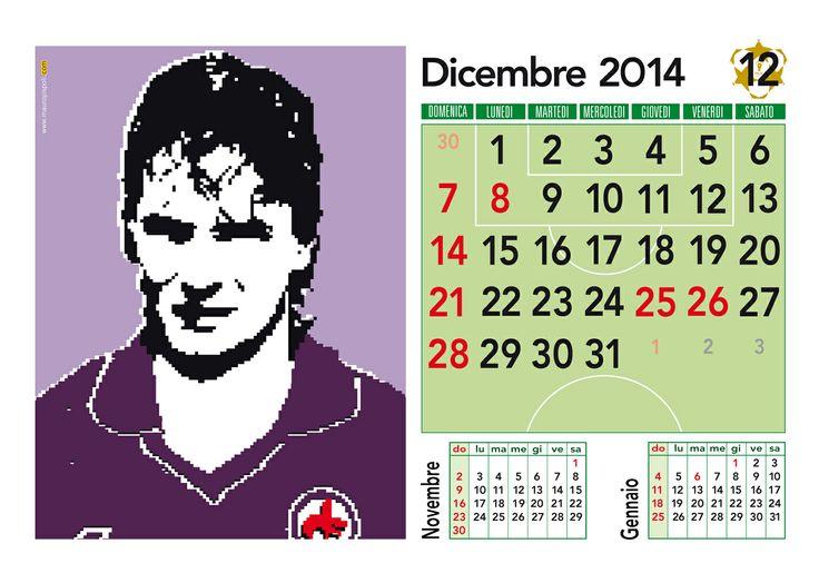 Mese di Dicembre Roberto Baggio