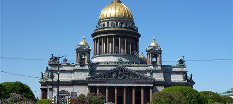 Αγία Πετρούπολη, Ρωσία - Καθεδρικός Ναός του Αγίου Ισαάκ