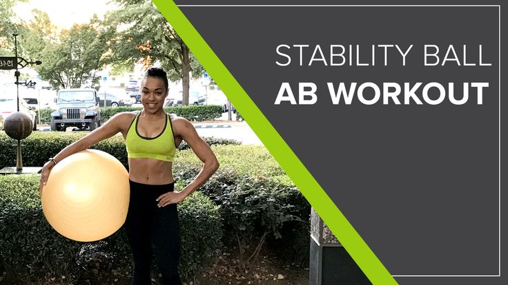 5 stability ball exercises to burn belly fat - TODAY.com