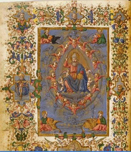 I trionfi, Petrarca. Biblioteca nacional de España, Madrid (II)