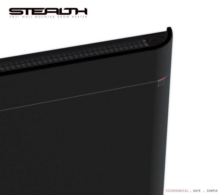 The Stealth Envi Wall Mounted Heater To Be Other And Shops