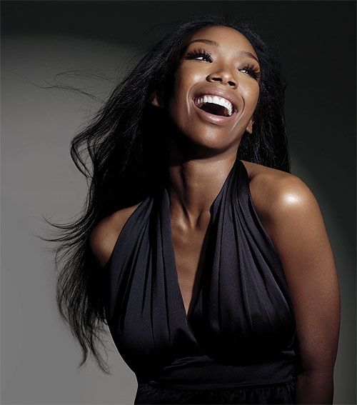 Brandy- The boy is mine, sittin on top of the world, have you ever, almost doesn't count...