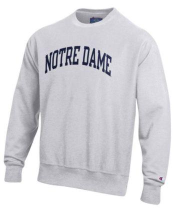 Champion Men Notre Dame Fighting Irish Reverse Weave Crew