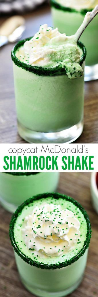 Shamrock Shake (copycat) – Life In The Lofthouse