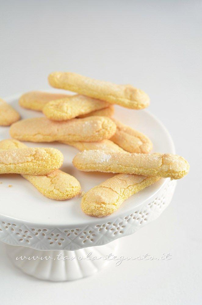 Savoiardi - Ricetta Savoiardi