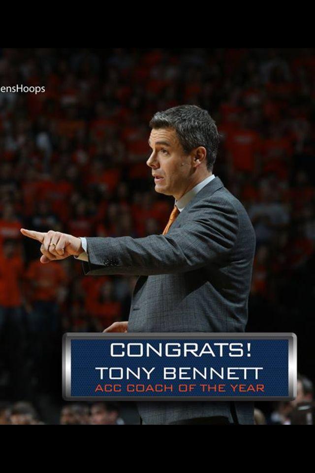UVA Basketball Coach Bennett