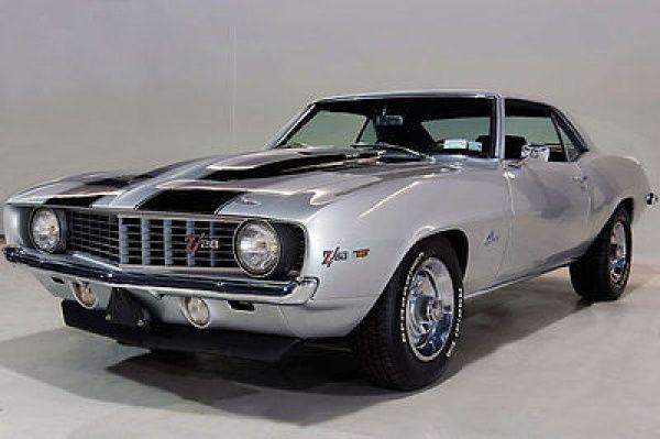 Mustang Z28 >> Camaro Z28 1969 Chevrolet Camaro Z28 Coupe 302 X77. | Chevrolet Camaro - First generation 1967 ...