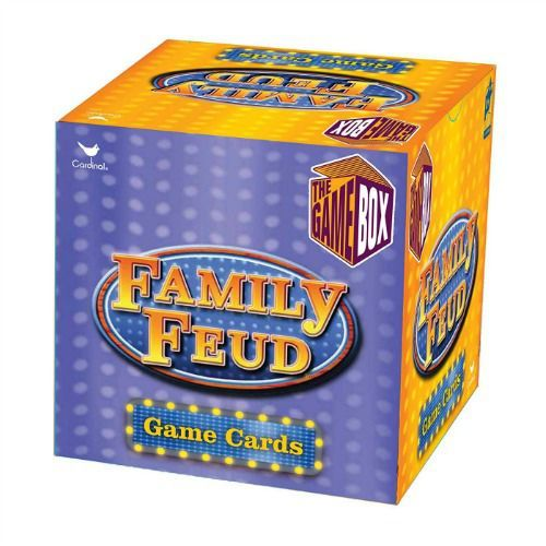 Family Feud Trivia Box Card Gamebestproductscom