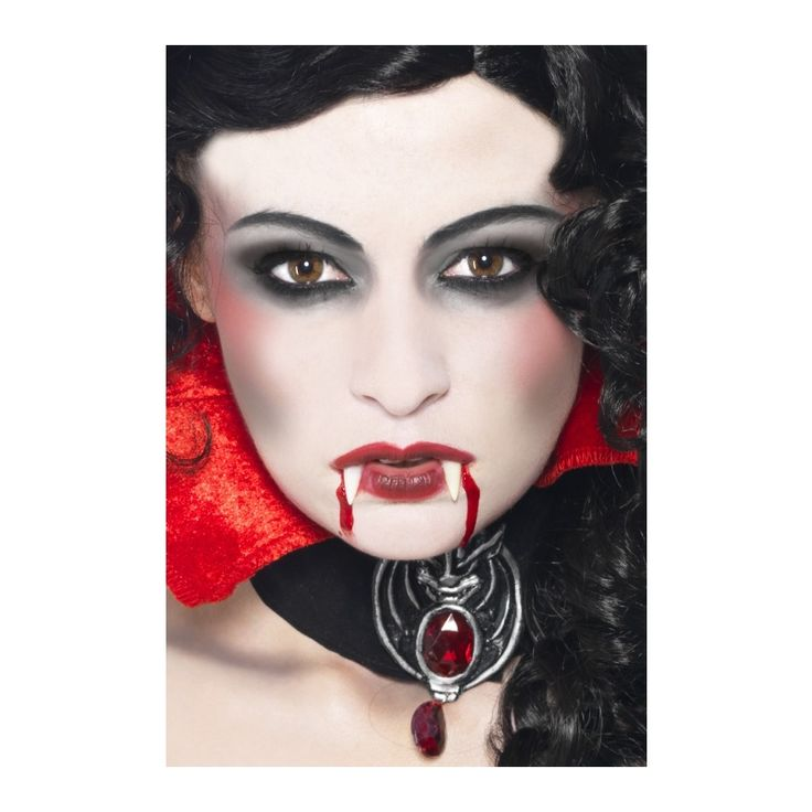 Maquillage Vampire Halloween Femme - My Blog