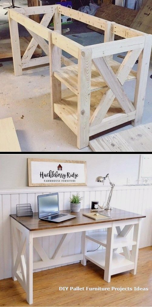 15 Incredible Do It Yourself Pallet Ideas: 2  The post 15 Incredible Do It Yours…