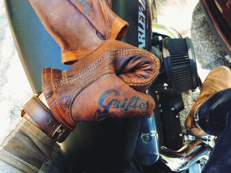 GRIFTER COMPANY USA – THE SWINDLER RIDING GLOVES