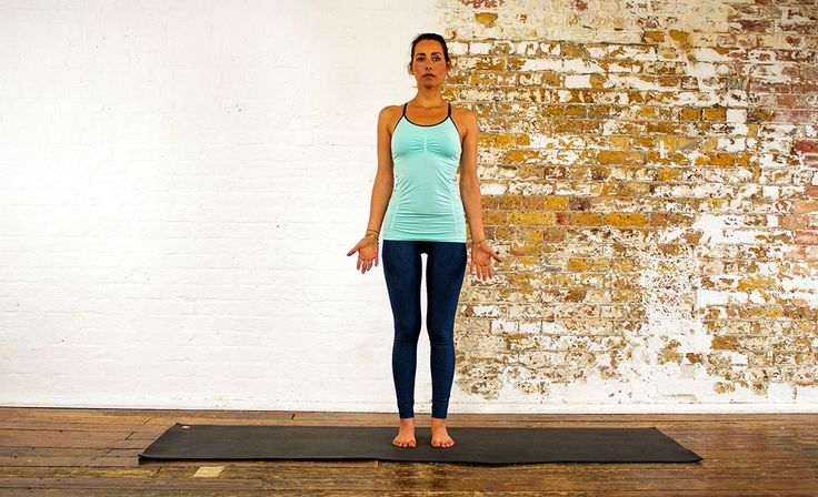 Fix Your Posture in 10 Minutes With These 6 Yoga Poses