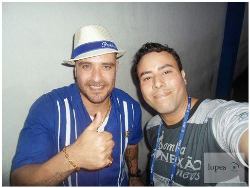 SAMBA CONEXÃO NEWS - Curta nossa página: https://www.facebook.com/conexaosambar/?hc_ref=PAGES_TIMELINE  Loiro ou moreno?  02/09/2016 Segunda eliminatória do concurso de sambas-enredo da Majestade do Samba!  Ao meu lado nada mais, nada menos que o cantor e compositor Diogo Nogueira. — em  Portela.