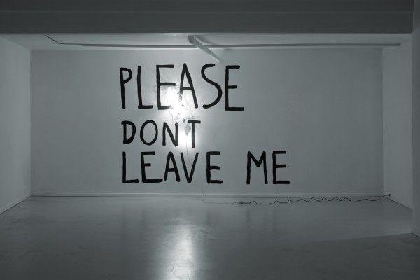 Bas Jan Ader - Please don't leave me - 1969/2015 - Installatie