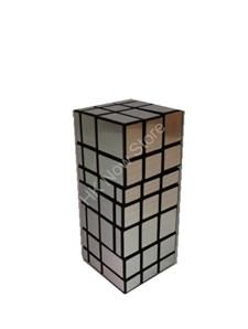 Siamese Mirror Cube (Silver Label, 13.5x5.7cm) - Calvin's Puzze, V-Cube, Meffert's Puzzle, Neocube, Twisty Puzzle online store