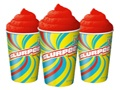 Hurray! It's 7-11 Day today so it's Free Slurpee Day again,too!