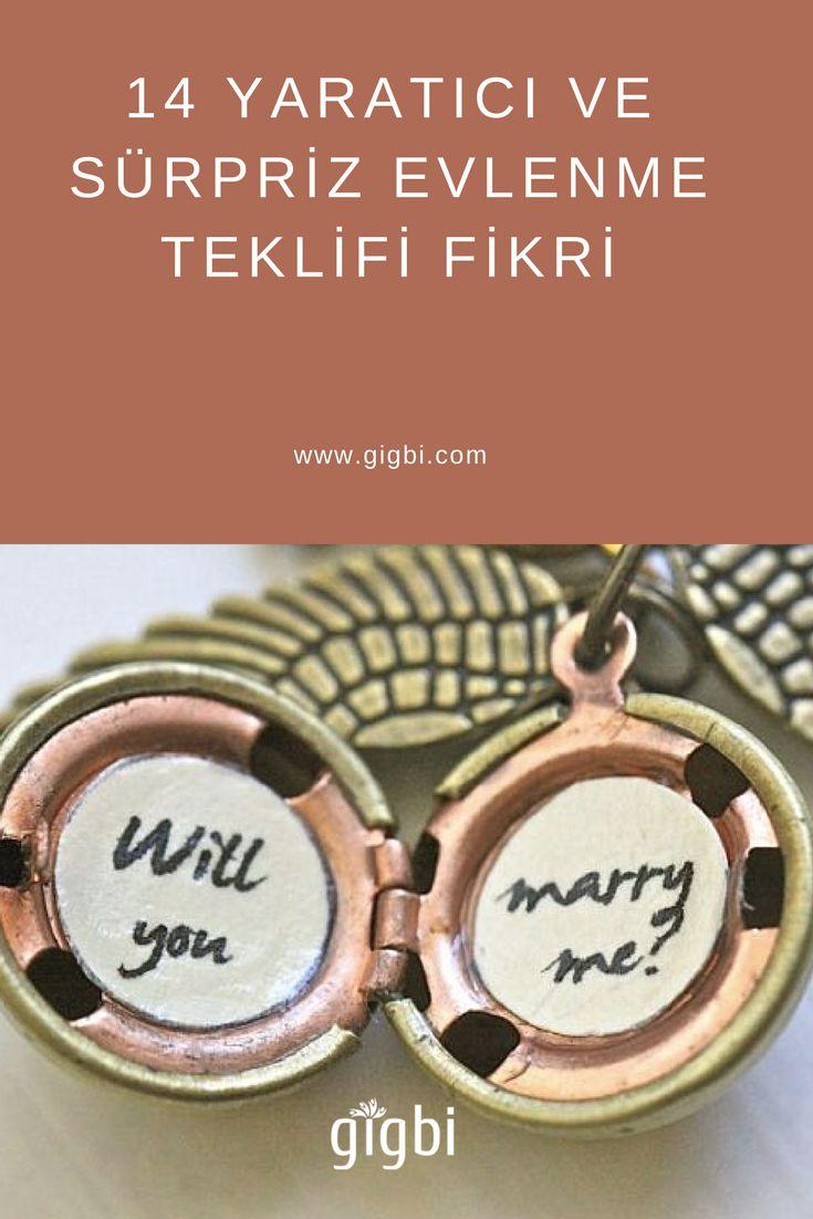En güzel evlenme teklifi nasıl yapılır diyorsanız birbirinden güzel sürpriz evlenme teklifi fikirleri listesine göz atabilirsiniz. En romantik öneriler..