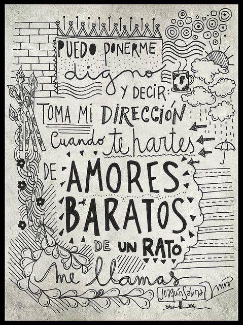Joaquin Sabina's quotes
