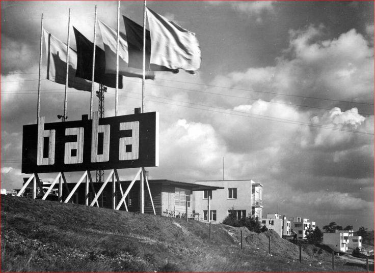 Prague-Baba, 1930–1932