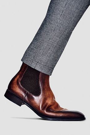 Zapatos tipo Chelsea                                                                                                                                                      Más