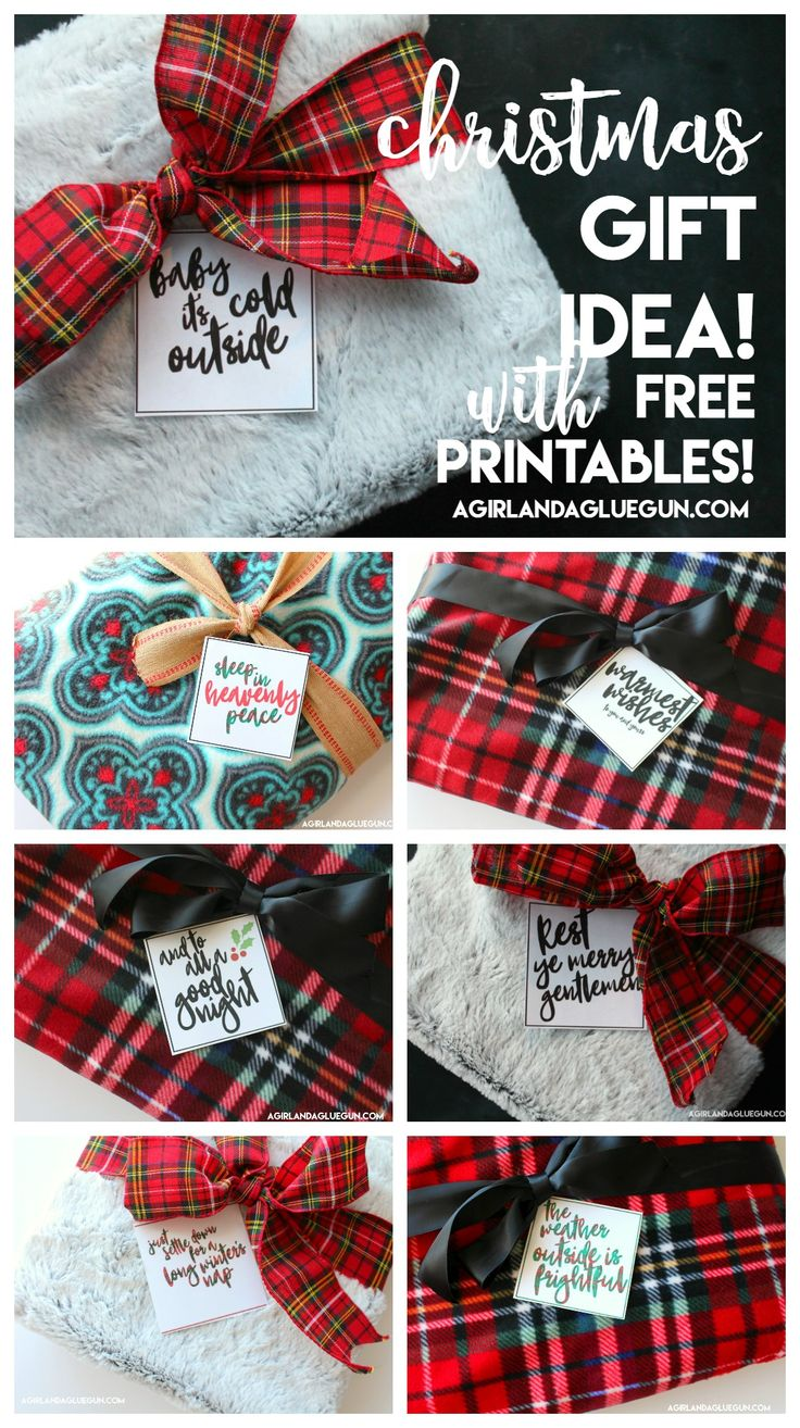 christmas gift-idea-with-free-printables #christmas #freeprintables #neighborgift