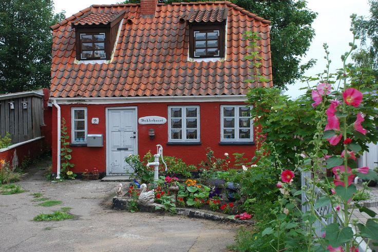Image result for nykøbing sjælland gamle huse
