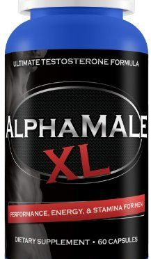 AlphaMALE XL - Male Enlargement Pills - Better Health Corner