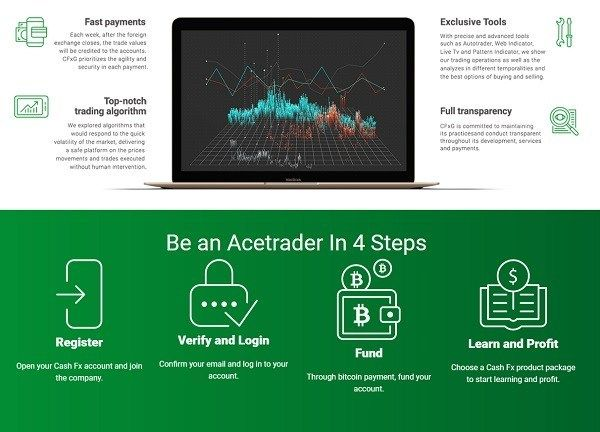 fast cash forex review